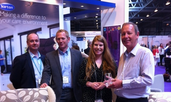 Kirton Healthcare Group announces Dealer Award Winners