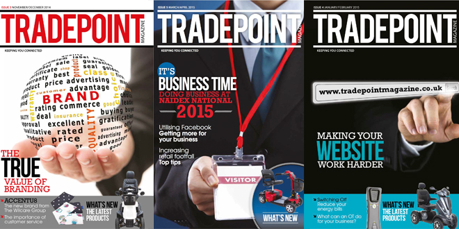 TradePoint direct to your door