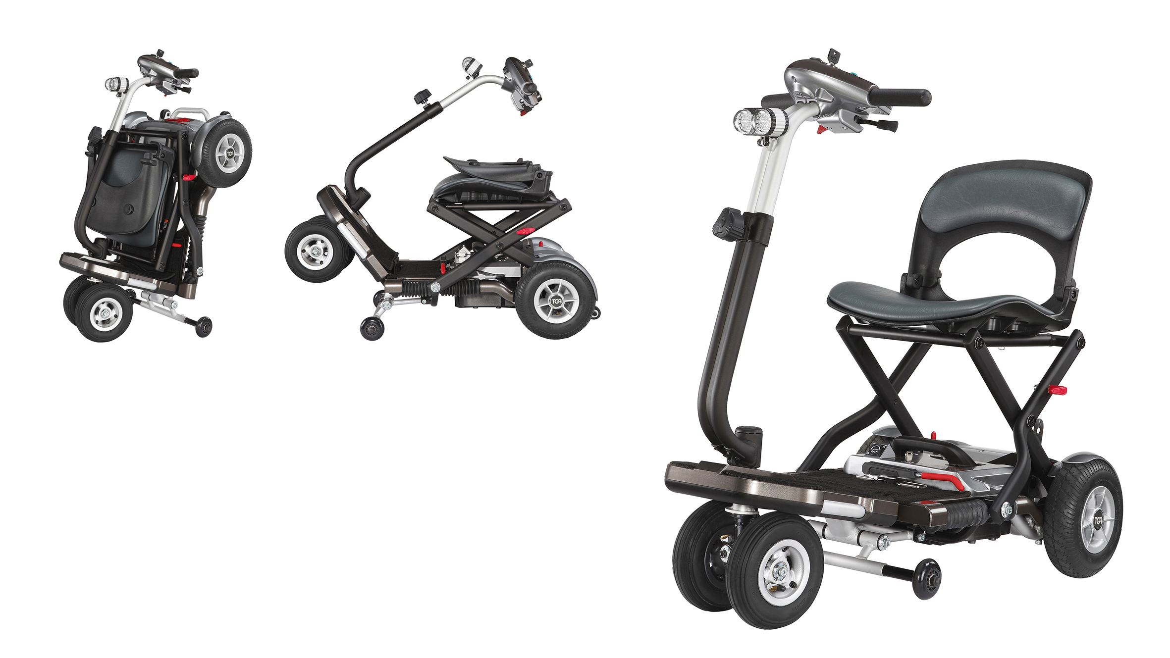 TGA to launch Folding Minimo Plus Mobility Scooter at Trade Days