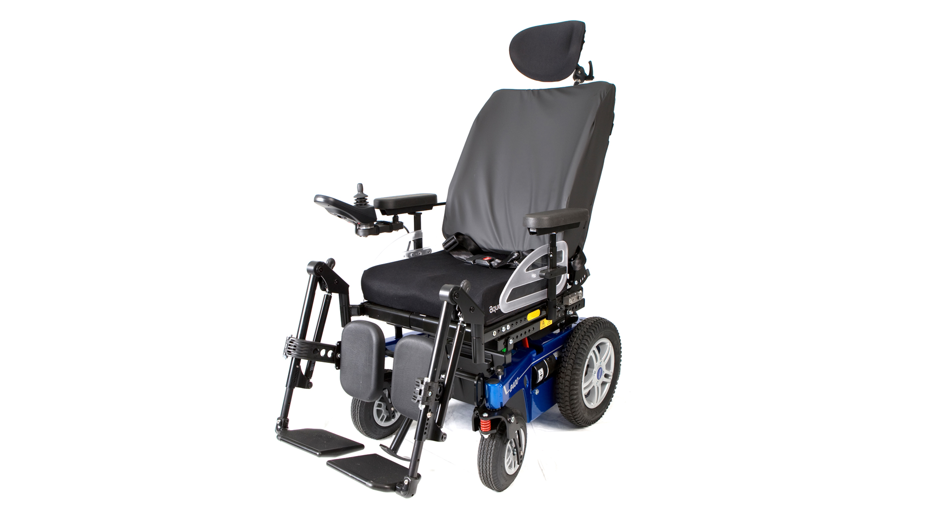 Ottobock launches new power wheelchair for people living with MND