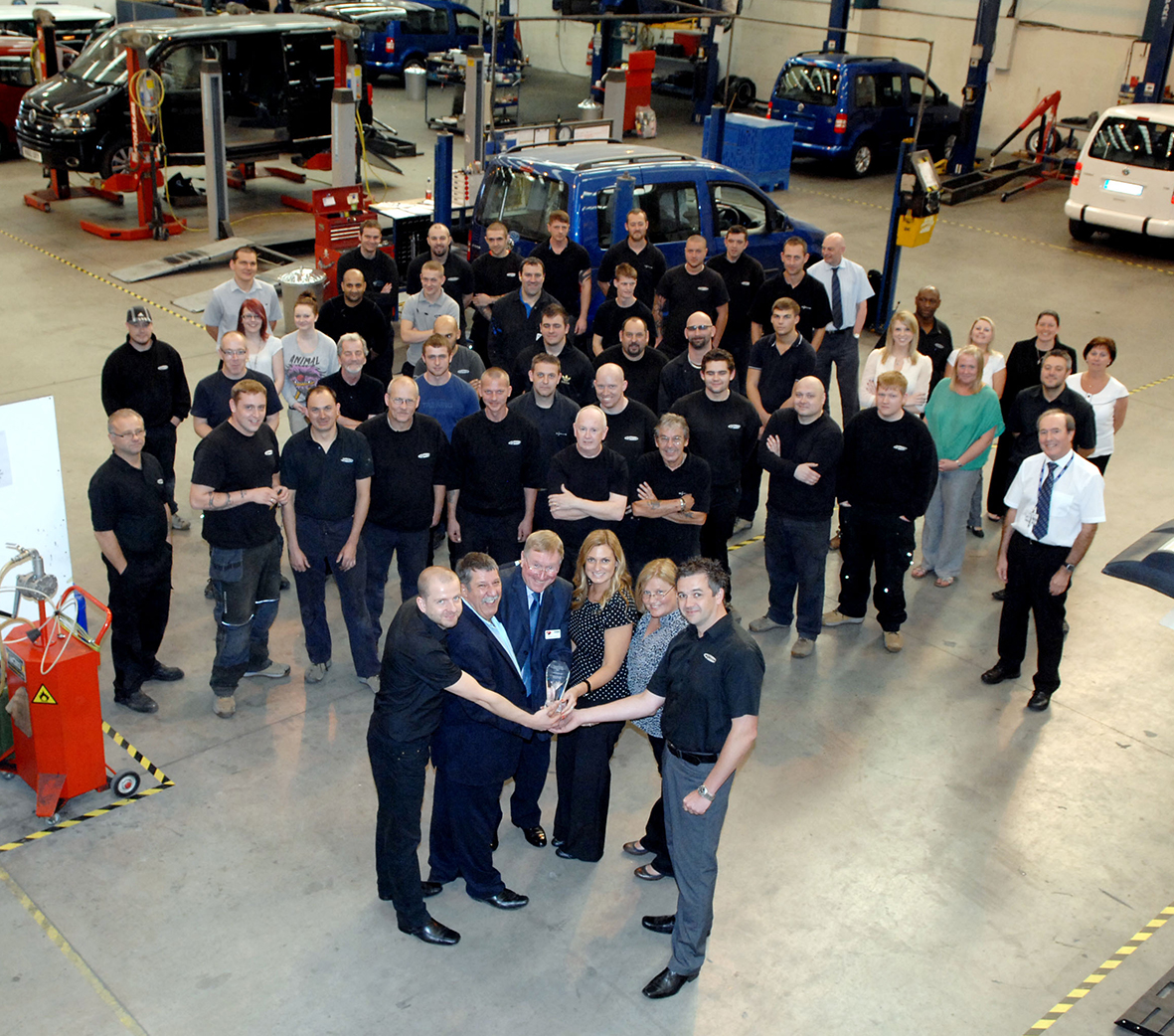 Award winning Sirus Automotive celebrates a decade of success