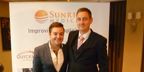 Top mobility dealers scoop Sunrise Medical Awards