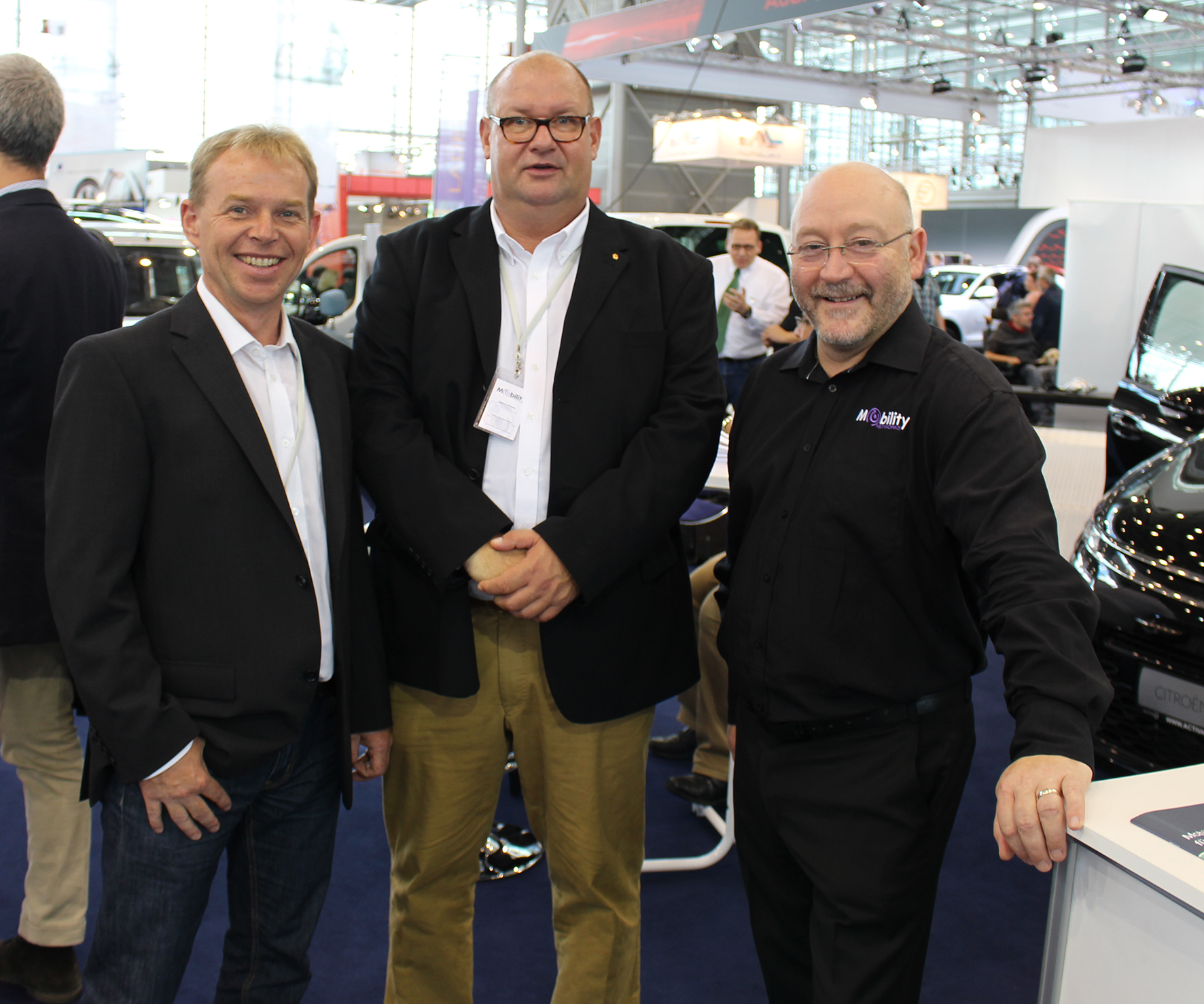 Mobility Networks Group achieves significant global success at RehaCare 2014