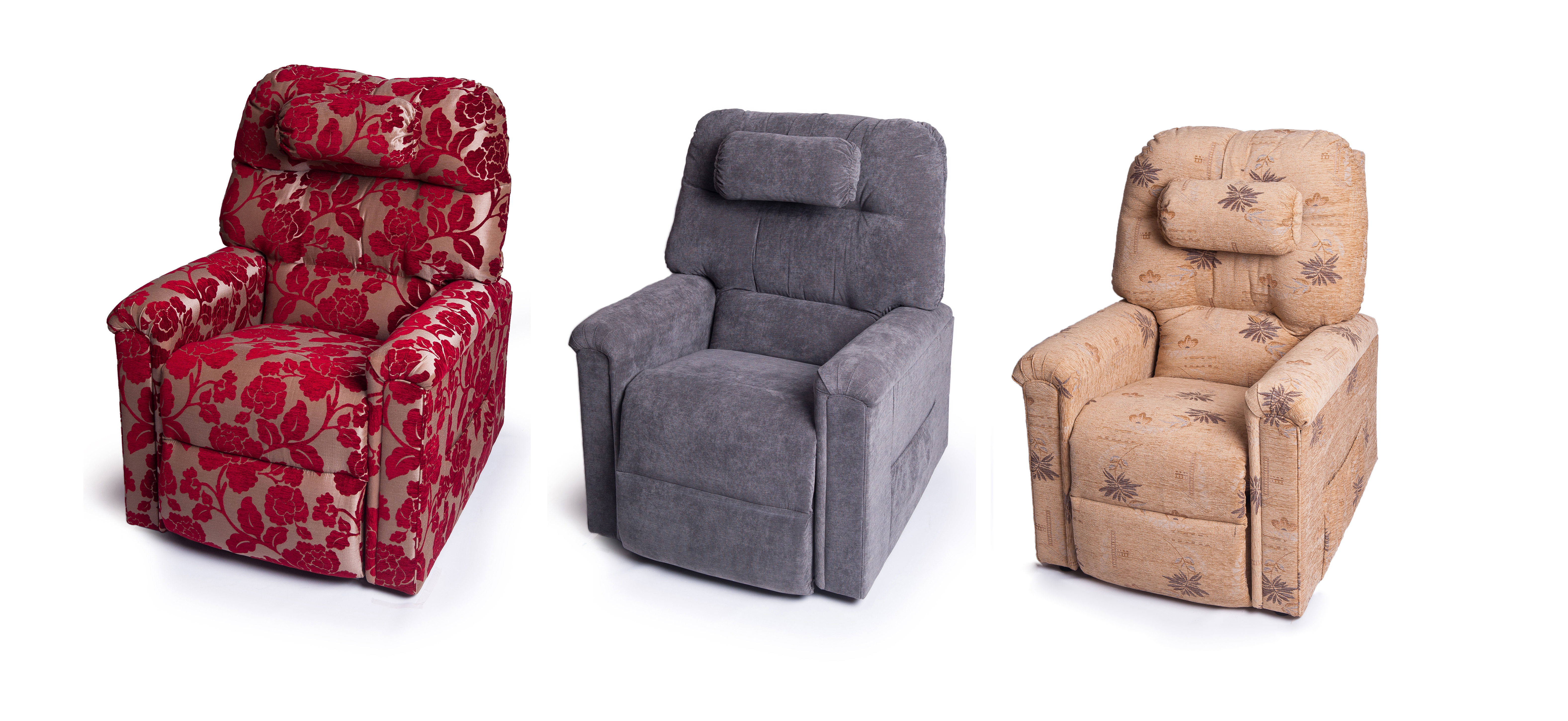Adjustamatic® announces extension to its Blenheim riser recliner chair range