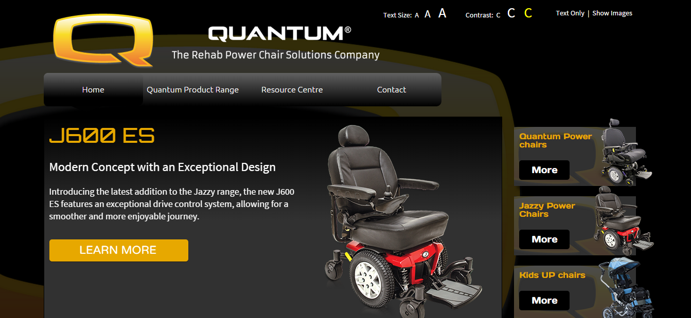 New Quantum and Pride websites launched