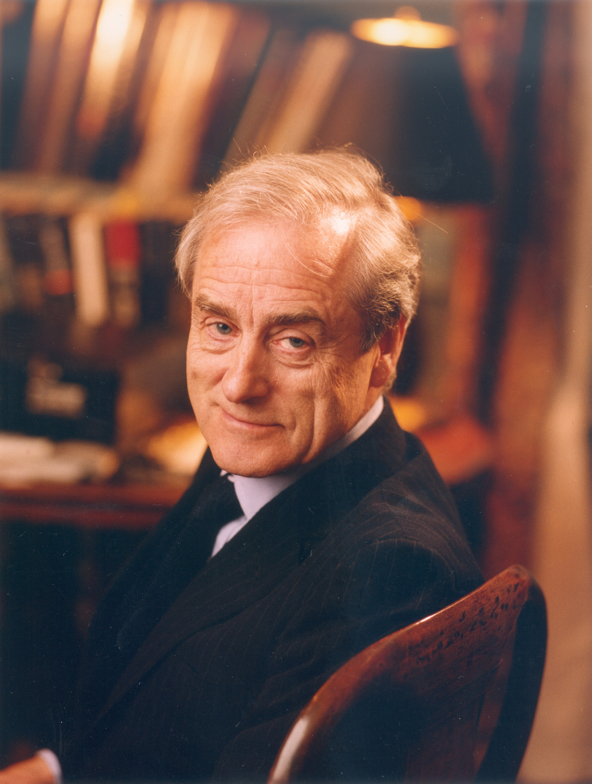 Sir Harold Evans to make rare UK appearance