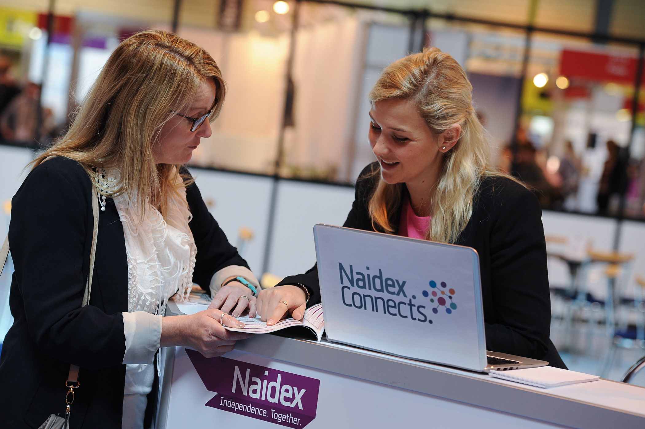 Naidex celebrates trade success and most extensive conference programme ever