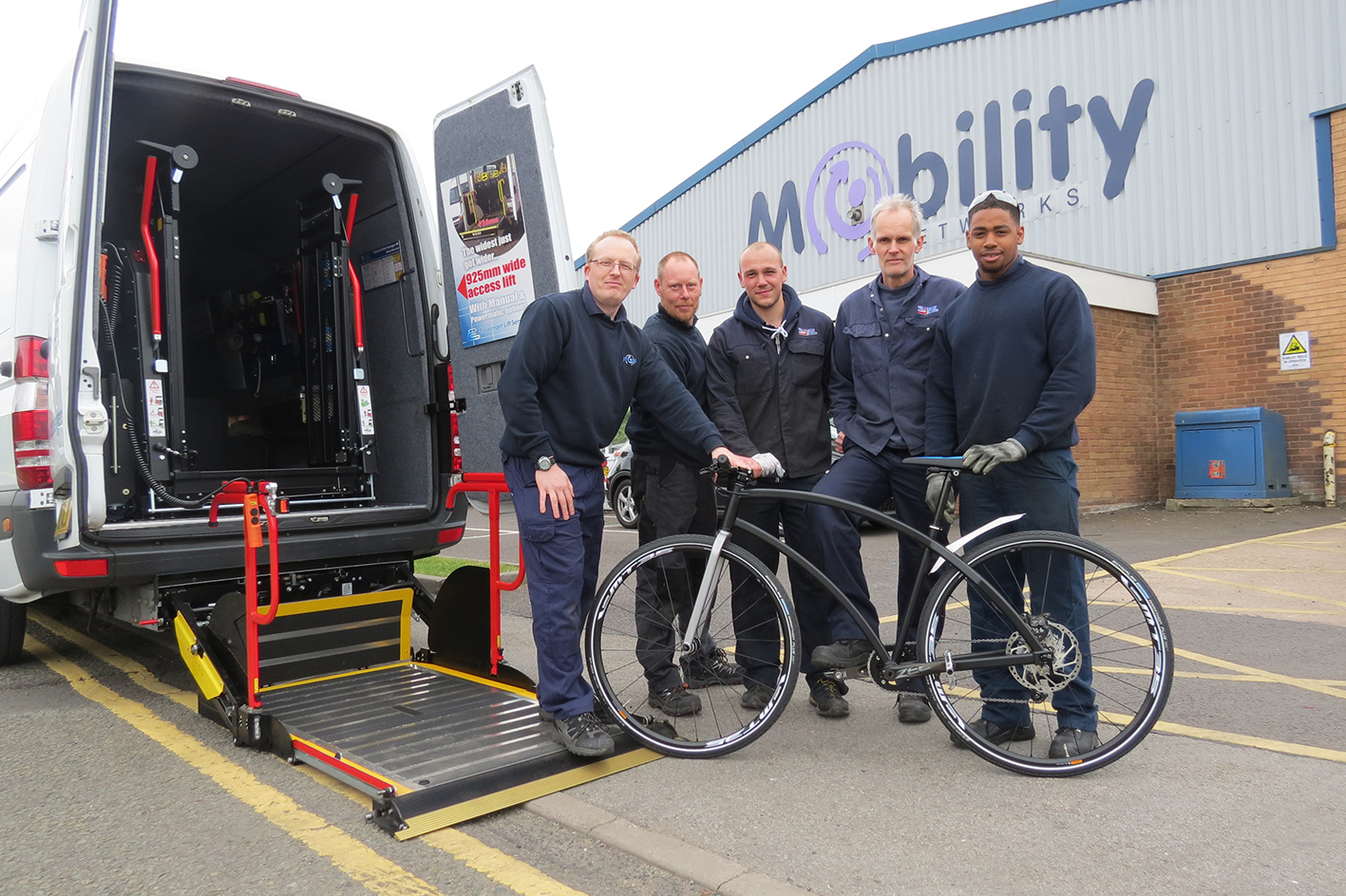 PLS wins bespoke bicycle manufacturing competition