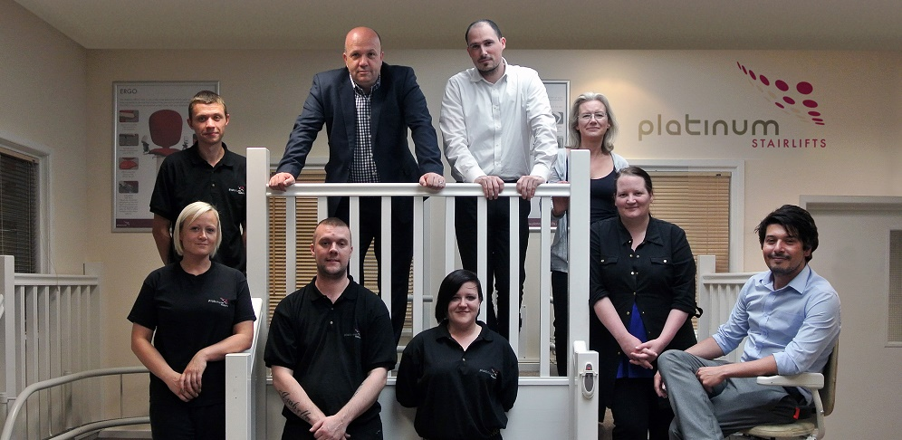 Meet the Manufacturer – Platinum Stairlifts