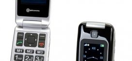 Amplifed Mobile with 8 Day Battery, 3G & Dual SIM