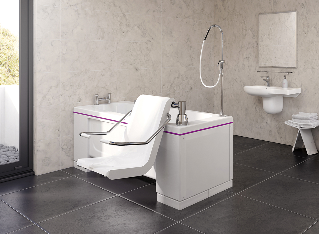 Gainsborough to launch new pioneering power bath at Care & Dementia Show 2016