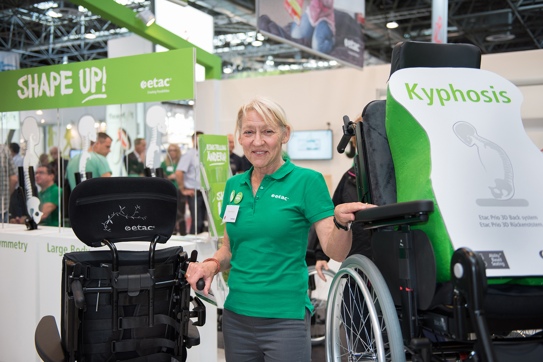 Largest ever new ETAC product launch delivers significant success at REHACARE 2016