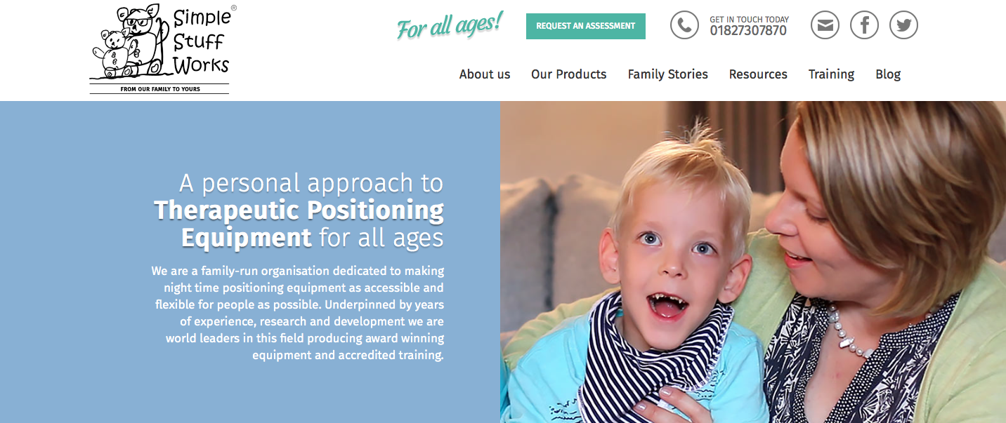 Simple Stuff Works launches new website