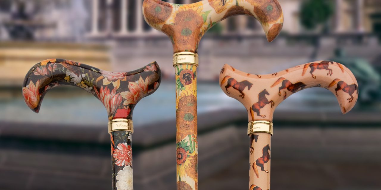Classic Canes launch new range of walking sticks