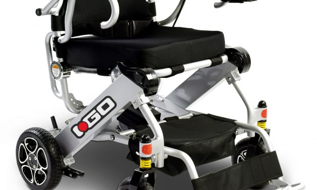 New i-Go from Pride Mobility