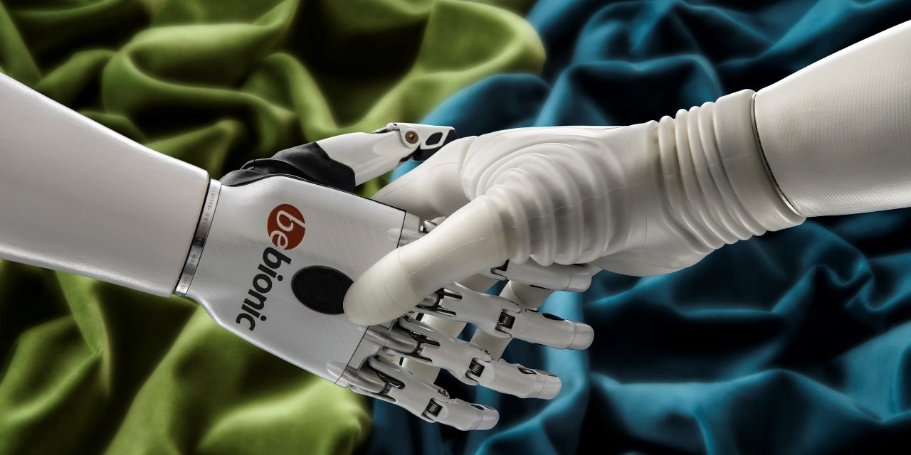 Ottobock acquires BeBionic from Steeper