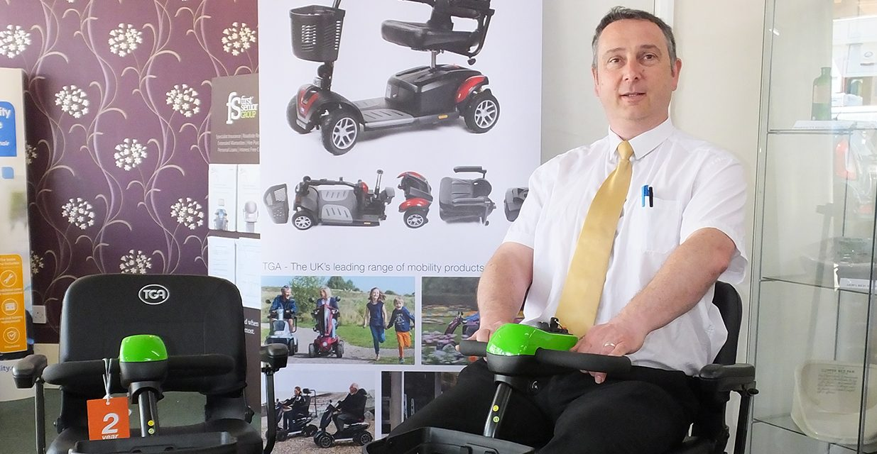 New Zest and Zest Plus mobility scooters deliver significant success for TGA dealers