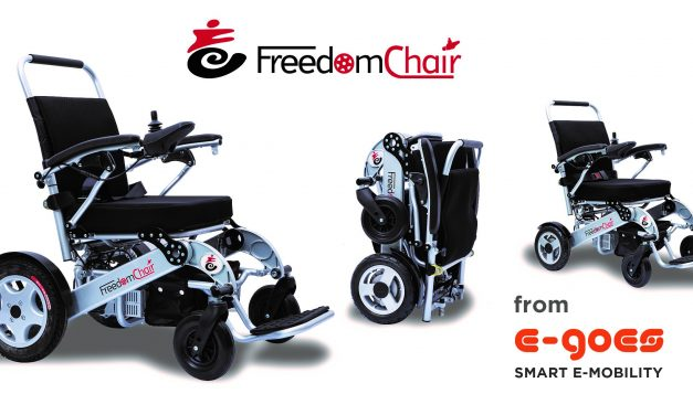 New FreedomChair from Proactive Mobility