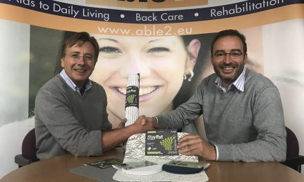 Able2 acquires anti-slip specialists Isagi