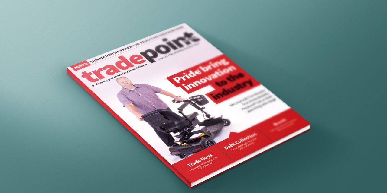 The Sept/Oct issue out now!