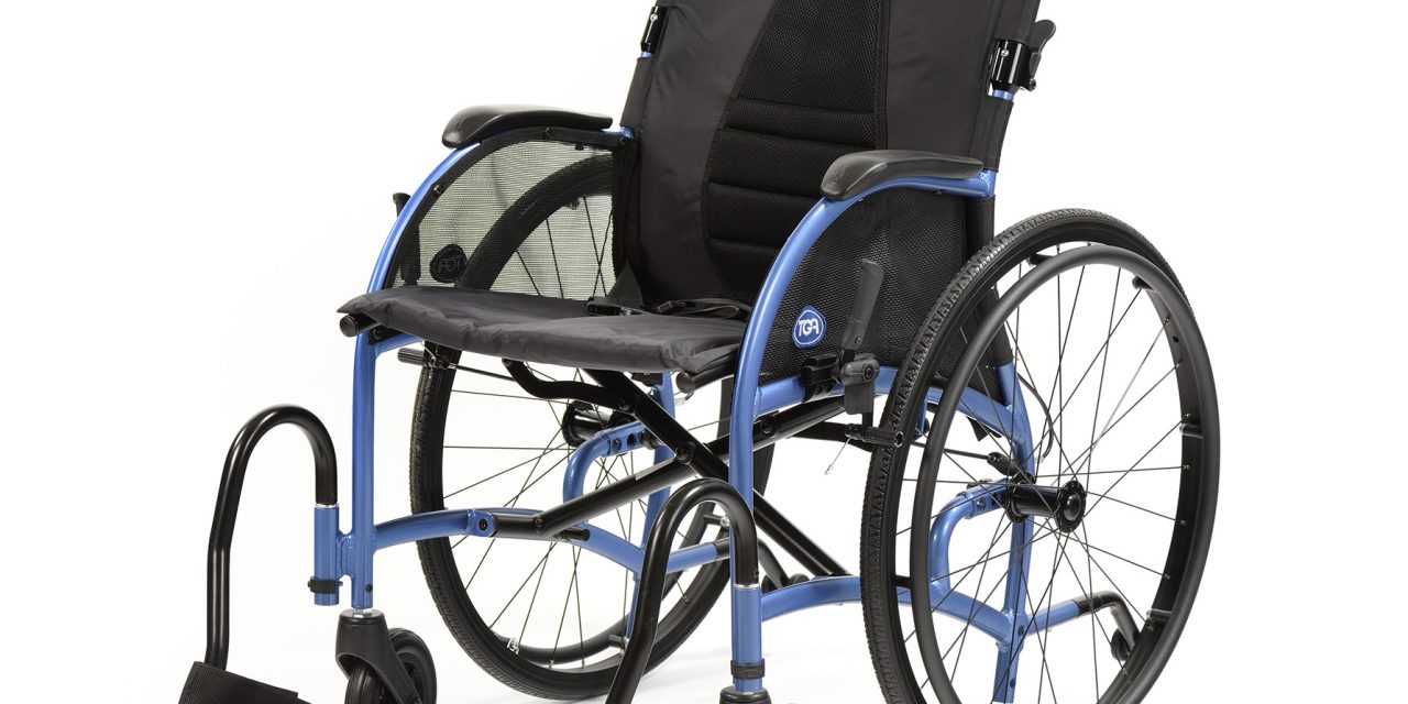 TGA continue StrongBack success with new wheelchair launch at Trade Days