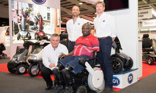 TGA announces Invictus Games athlete Lamin Manneh as inaugural WHILL Ambassador