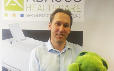 Duncan Latimer joins Abacus Healthcare as new Area Sales Manager in the North