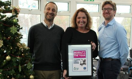 TGA Mobility wins industry award