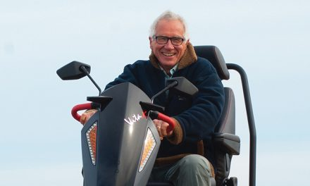 Scooter dealers invited to TGA Test Track at Naidex