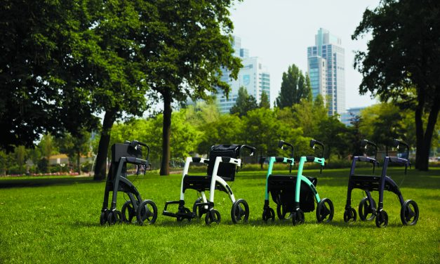 Topro to showcase Rollator Range at Naidex